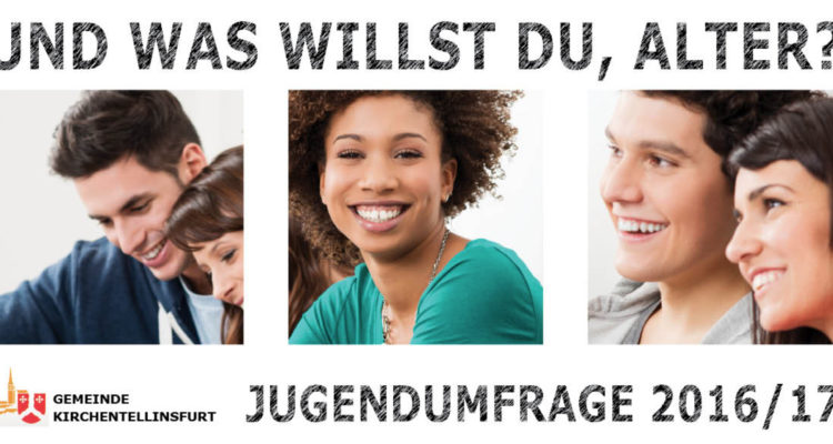 Jugendumfrage Kirchentellinsfurt 2016/17